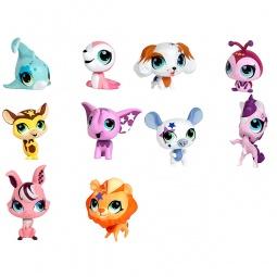 фото Набор игровой для девочек Littlest Pet Shop Талантливые зверюшки. В ассортименте