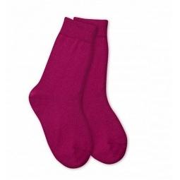 фото Носки детские Teller Wool Cotton. Цвет: розовый