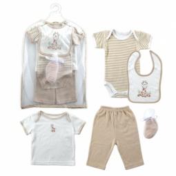 Купить Набор подарочный Hudson Baby «Жираф»