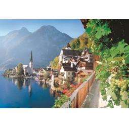 фото Пазл 2000 элементов Castorland «Австрия-побережье»