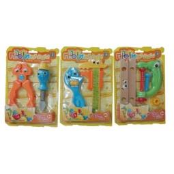 Купить Набор инструментов слесарных 1 Toy «Малыш-Профи». В ассортименте