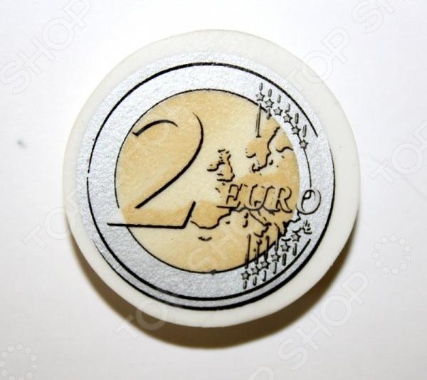 Ластик Brunnen «Евро». В ассортименте