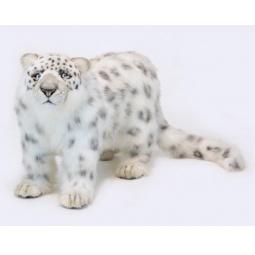 фото Мягкая игрушка Hansa «Снежный барс»