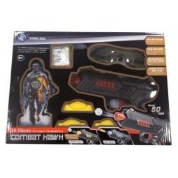 фото Набор оружия игрушечный Shantou Gepai «Пистолет с мишенями»