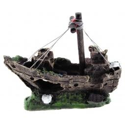 Купить Лодка для аквариума DEZZIE «Креветка»