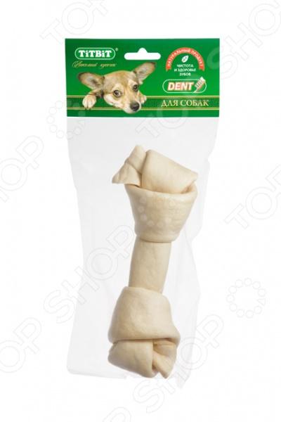 Лакомство для собак TiTBiT 1075 «Кость узловая №7»