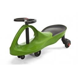 фото Машина детская Bradex Bibicar. Цвет: зеленый. Материал колес: пластик