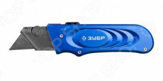 Нож строительный Зубр «Эксперт» 09225 нож строительный fit 10326