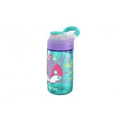фото Бутылка для воды детская Contigo Gizmo Sip. Цвет: голубой