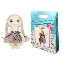 Купить Подарочный набор для изготовления текстильной игрушки Кустарь «Лерочка»