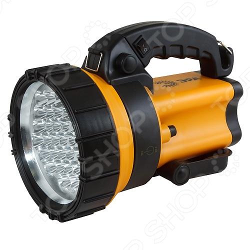 Фонарик аккумуляторный Эра ER-FA37M фонарь налобный эра er g1w