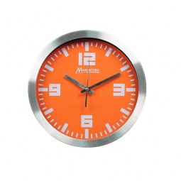 фото Часы настенные Marmiton алюминиевые