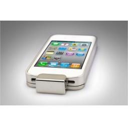 фото Аккумулятор Elari Appolo - BB1 для iPhone 4/ 4S. Цвет: белый