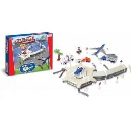 Купить Набор игровой для мальчиков Zhorya «Аэропорт»