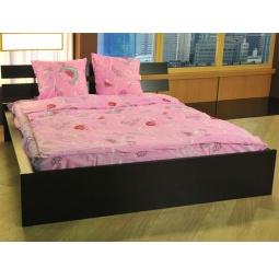 фото Комплект постельного белья Samy torino Цветочный двор. 1,5-спальный