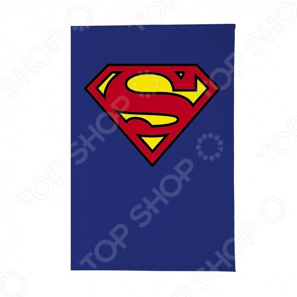 Обложка для паспорта Mitya Veselkov «Супермен» все цены