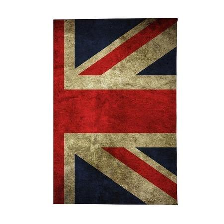 Купить Обложка для паспорта Mitya Veselkov «Потертый британский флаг»