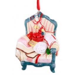 фото Игрушка ёлочная Феникс-Презент 34575 «Кресло»