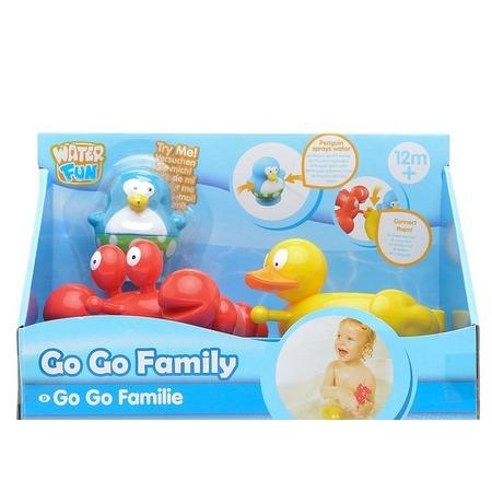 Купить Набор для ванны Toy Target «Веселые друзья: утка и краб»