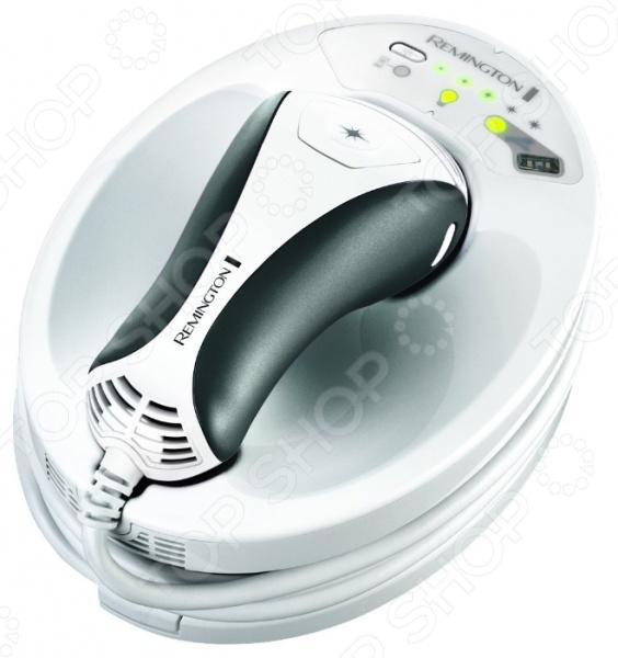Не секрет, что фотоэпиляция является одним из наиболее предпочтительных и безопасных способов борьбы с нежелательными волосами. Данный метод основан на способности пигмента меланина, содержащегося в волосах, поглощать световые волны с последующим разрушением волосяной фолликулы. С фотоэпилятором Remington IPL6250 вы забудете о проблеме нежелательных волос и добьетесь идеальной гладкости кожи как после салонных процедур. Прибор универсален, подходит для эпиляции любых, даже самых чувствительных участков, тела. Уже после 3-4 процедур достигается удаление до 50 волос. К основным преимуществам фотоэпилятора можно отнести:  5 режимов интенсивности светового импульса.  Наличие датчика определения цвета кожи.  Режим одноразовой и многоразовой вспышки  Автоматический выбор напряжения в сети.