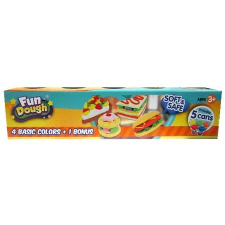 Купить Набор пластилина Fun Dough 88005