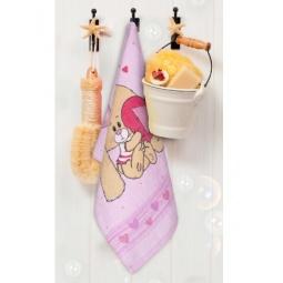 фото Полотенце махровое Кошки-Мышки «Милый Зайка»