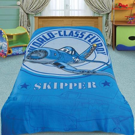 Купить Плед флисовый Непоседа «Скиппер»