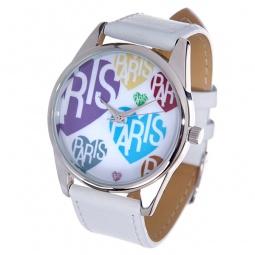 фото Часы наручные Mitya Veselkov «Париж и цветное сердце»