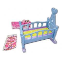 Купить Кроватка для кукол Shantou Gepai 627551