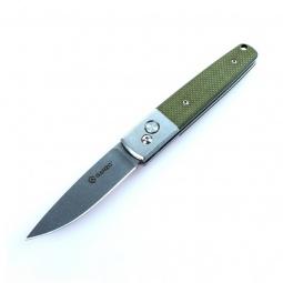 фото Нож туристический Ganzo G7212. Цвет: зеленый