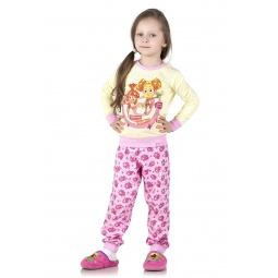 Купить Пижама для девочки «Фиксики среди нас: Симка и Шпуля»