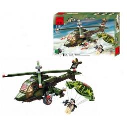 фото Конструктор игровой Brick Helicopter