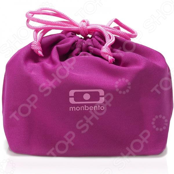 Мешочек для ланча Monbento MB Pochette color Мешочек для ланча Monbento MB Pochette color /Малиновый