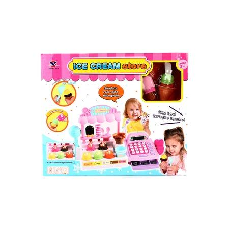Купить Игровой набор для девочки Shantou Gepai «Магазин мороженого»