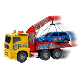 фото Набор машинок игрушечных Dickie «Эвакуатор с машинкой»