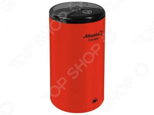 Кофемолка Atlanta ATH-3391 кофемолка atlanta ath 3391 коричневый