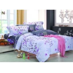 фото Комплект постельного белья Amore Mio Vishnevy Svet. Provence. Семейный