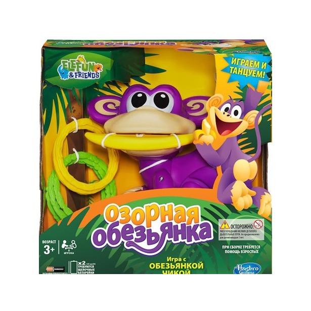 фото Игра настольная Hasbro «Озорная Чики»