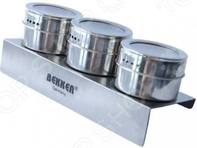 Набор для специй Bekker BK-3401