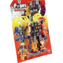фото Игрушка-трансформер PlaySmart «Робот. Драйвер 5в1»