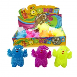 Купить Игрушка-антистресс 1 Toy «Медвежонок-хиппи». В ассортименте