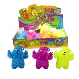 фото Игрушка-антистресс 1 Toy «Медвежонок-хиппи». В ассортименте