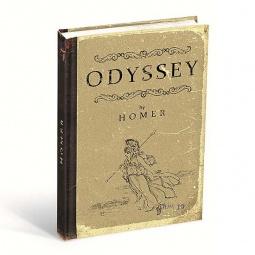 Купить Записная книжка Гаранович «Одиссей»