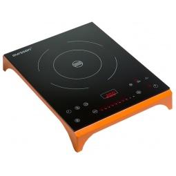 фото Плита настольная индукционная Oursson IP1220T. Цвет: оранжевый