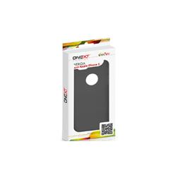 фото Чехол iРhone 5 Onext Color Translucent. Цвет: черный