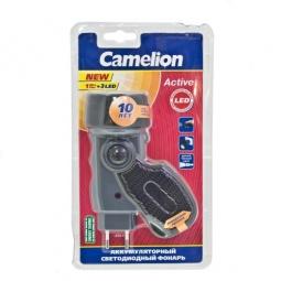 Купить Фонарик аккумуляторный Camelion C-2802