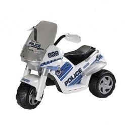 Купить Мотоцикл детский электрический Peg-Perego Raider Police