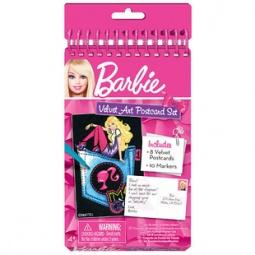 Купить Набор бархатных мини-открыток Fashion Angels «Barbie»