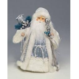 фото Игрушка новогодняя Holiday Classics «Дед Мороз малый»