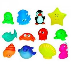 фото Набор игрушек для ванны Ludi в сумке 1698578